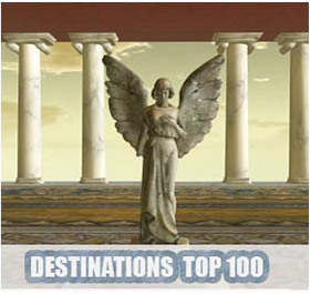 Destinations top 100